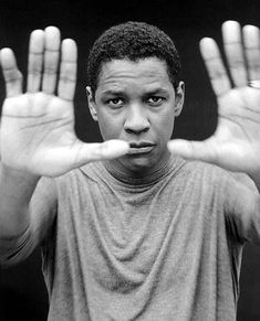 Denzel Washington-my Hollywood role model. Denzel Washington, Hollywood, Celebrity Portraits, George Clooney, Black And White Portraits, Best Actor, Famous Faces, Black Is Beautiful, Belle Photo