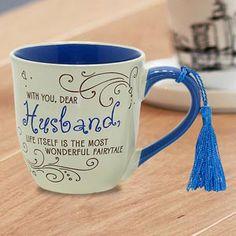 A Gift For Husband Best Coffee Mug