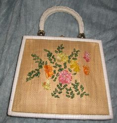Vintage handbag from the 50's!