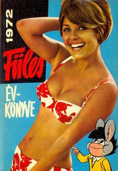 Füles évkönyve Retro Ads, Retro Vintage, What A Wonderful World, Bikini Fashion, Erotic Art, Pin Up Girls, Art Girl, 1980s, Advertising