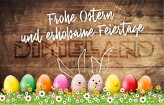 Happy Easter from Story Teller Bistro TV Family! Happy Easter, Vsco, Easter Eggs, Happy Birthday, Spring, Party, Gb Bilder, Smiley, Tv