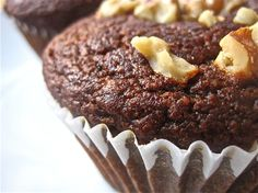 chia pumpkin muffins - vanilla seems to be a lot, but it is just perfect!