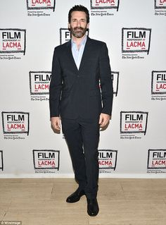 Upset: Jon Hamm's contract obligations to Mad Men meant he was forced to turn down a role ...