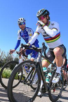 52th Tirreno Adriatico 2017 / Stage 4 Tom BOONEN / Peter SAGAN / Montalto Di Castro Terminillo 1675m /