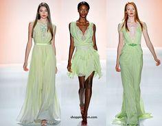 Jenny Packham Spring 2012 Prom Dresses Collection