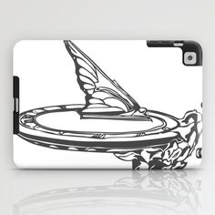 Sundial iPad Case / iPad mini http://society6.com/XiaoTwinsDesign/Sundial-GA0_iPad-Case#20=150