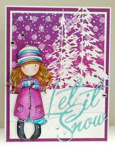 A thousand sheets of paper: Let it snow...