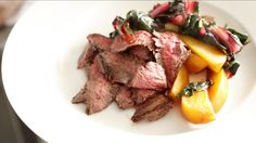 Watch Martha Stewart's Skirt Steak with Beets and Greens Video. Get more step-by-step instructions and how to's from Martha Stewart.