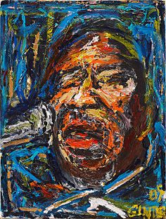 | Muddy Waters Painting by Patrick Ginter - Muddy Waters Fine Art Prints ...