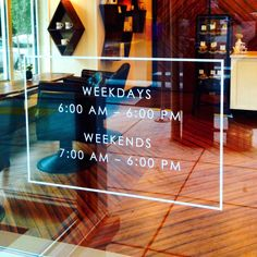 "Store Front Hours Vinyl Decal Store Sign Store Display Decal Boutique Business Sign Office Door Sign 16"" x 10"" by MyrtleTreeVinyl on Etsy https://www.etsy.com/listing/247346043/store-front-hours-vinyl-decal-store-sign"