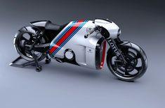 イギリスのスポーツカーメーカー「ロータス」がその名を冠する初のバイク「C-01」が公開されました。100台のみの限定生産で現在のところ価格は未定。超攻撃的な流線型のフォルムをしたこのスーパーバイク、期待せ...