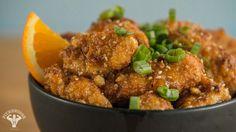 Fitmencook Orange Chicken Recipe