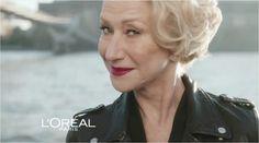 Helen Mirren é o Novo Rosto da L'Oréal Paris    por Shely Alencar   Shely Bianchi       - http://modatrade.com.br/helen-mirren-o-novo-rosto-da-l-or-al-paris