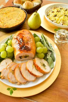 Spanish Style thanksgiving dinner - The Petit Gourmet