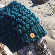 Crochet *From the Oregon Coast to Alaska this hat has found a home. When I saw my new made friend, Dana, put it on her red hair I loved the way it looked on her. Seeing others in my hats and getting comments while wearing them feels so good. I can't wait to get back home to the Autumn weather and make more them! This one is made from the pattern by @the.hook.nook If you can crochet you can make one too, fun & easy.