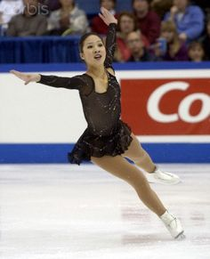 Michelle Kwan, 2001 Skate Canada.I love watching Michelle Kwan. Please check out my website Thanks.  www.photopix.co.nz