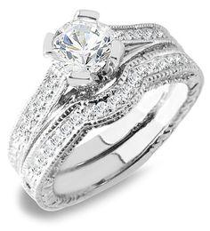 Platinum Diamond Ring 1.75 ct. tw.