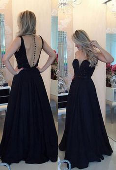Free Shipping Dark Navy Blue Sequins Prom Dress,Sexy Backless Graduation Dress,Straps Deep V-neckline Occasion Dress,Open Back Sexy Evening Party dress