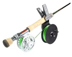 """The Reel Winder is a unique, easy to use fly line tool that aids in cleaning, treating, changing and storing fly line. It attaches to your rod handle allowing you to easily """"reel"""" line on and off your fly reel and provides the option to organize and store your lines using interchangeable spools. spools. http://thereelwinder.com/"""