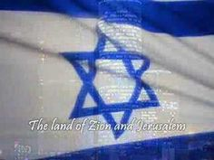 Hatikva-The National Anthem of Israel - YouTube