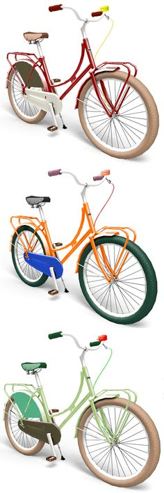 Design your own bike with Urban Outfitters