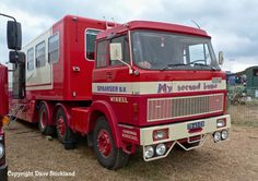 https://flic.kr/p/asXyLo | 78-65-EB 1975 Hanomag Henschel F221 Tractor Cab and Trailer Home
