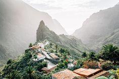 La suite du road trip à Tenerife. On y découvre La Orotava, Garachico et Masca, des lieux incontournables à Tenerife.