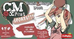 Kagi Nippon He ~ Anime Nippon-Jin: Comic Manga Fest Sports! 2017 - Pilar, Argentina, ...