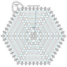 Шестиугольная прихватка. Обсуждение на LiveInternet - Российский Сервис Онлайн-Дневников