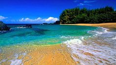 I can imagine sitting on the beach as the water rolls in.  Ahhh!