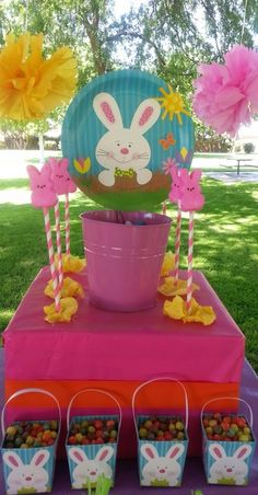 Kid's Easter Party Ideas!  See more party ideas at CatchMyParty.com!