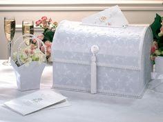 Cofre para los sobres de la boda