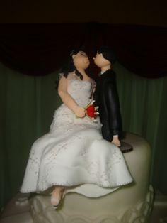 ficou lindo, topo de bolo da amiga e parceira Thais
