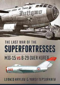 This work is an attempt by the authors to give as full and detailed a history as possible of the confrontation between Soviet fighters and the principal strike force of the United States Far East Air