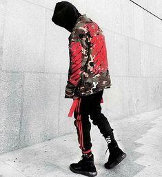 Off-White c/o Virgil Abloh Dope Fashion, Tomboy Fashion, Fashion Moda, Fashion Killa, Urban Fashion, Daily Fashion, Streetwear Fashion, Sneakers Fashion, Mens Fashion