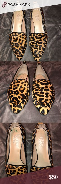 0f6d436df869 Franco Sarto Susie Loafer  leopard print