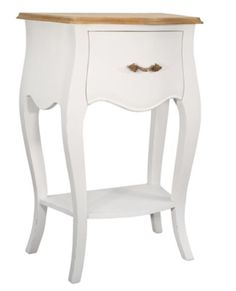Allissias Attic Design & Vintage French Style — Renee Bedside Table & Chest of Drawers