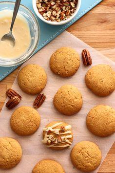 Scientifically Sweet: Double Maple Pecan Cookies