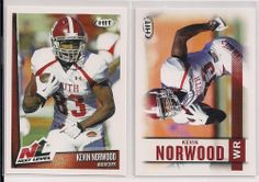 2014 Sage Hit Low Series Kevin Norwood Next Level & Base cards *2 for 1 Sale*