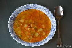 Fotorecept: Jarná polievka