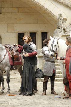 cast of merlin   Series 5 filming - The Merlin cast Photo (31260879) - Fanpop fanclubs