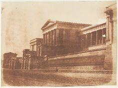 Old Royal High School, Calton Hill, Edinburgh] Hill and Adamson (British, active 1843–1848)