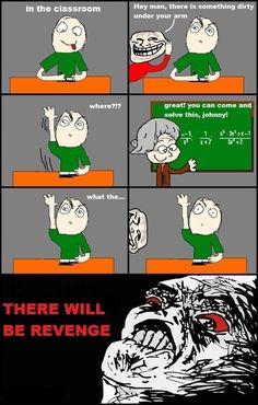 How to Troll Your Classfellow - Posted in Funny, Troll comics and LOL Images - Mix Pics Crazy Funny Memes, Really Funny Memes, Funny Relatable Memes, Wtf Funny, Funny Posts, Funny Quotes, Hilarious, Funny Stuff, Troll Meme
