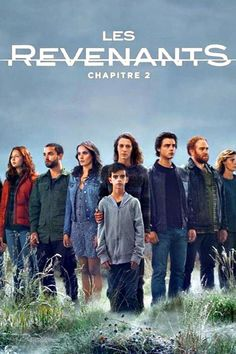 The Returned: Season 2  The second season of France's magnificently eerie show about a town where the dead start coming back to life.