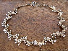 (75) Scheme: Brodé koleshka sans prétention | De nouvelles idées de perles