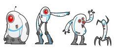 Love Robots by ~Molassive on deviantART (Molassive, 2010)