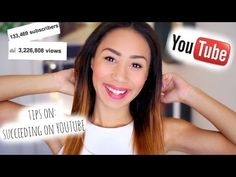 How To Start A Successful Youtube Channel. This young lady has done a great job!!