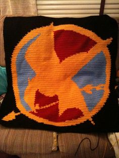 Crochet and Hunger Games--could crochet be anymore awesome?!?