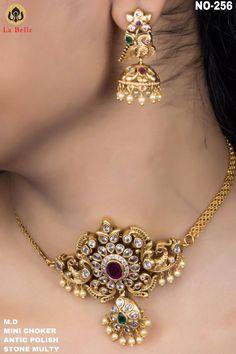 floor above hotel Srinidhi sagar main road Vi… 1 gram of jewelery. # B floor above hotel Srinidhi sagar main road Vijaynagar Bangalore India. Jewelry Design Earrings, Gold Earrings Designs, Necklace Designs, Pendant Jewelry, Indian Jewelry Earrings, Jewelry Accessories, Indian Jewelry Sets, Beaded Jewelry Designs, Indian Jewellery Design
