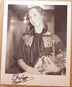 BALLET CAMILLE CHRISTIE CAMILLE #134 autographed 8X10 photo RD33 #BTG3235 UNK in Entertainment Memorabilia, Autographs-Original, Music, Classical, Opera & Ballet | eBay